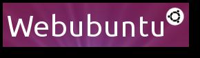 web ubuntu logo